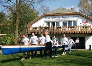 Bootshaus des Märkischen Rudervereins
