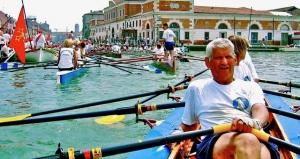Der Märkische Ruderverein auf Wanderfahrt in Venedig - Vongalonga