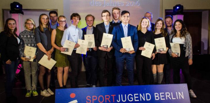 Auszeichnung für Dominik und Philipp