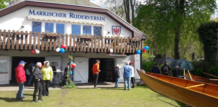Proberudern & Bootshausführung: Schnuppertag am 15. April 2018
