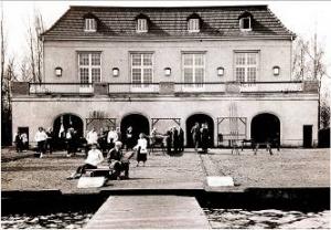 Altes Märker-Bootshaus