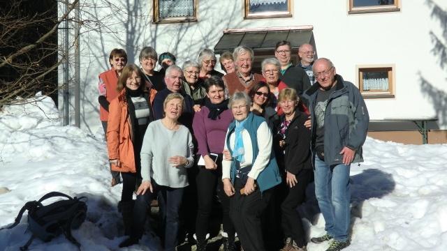 Skilanglauf und Wandern am Ochsenkopf