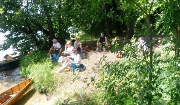 Juli-Monatsfahrt 2016 zum Krampnitzsee