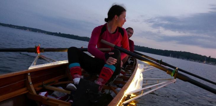 175 Kilometer in 24 Stunden: Bericht von einer ganz besonderen Regatta
