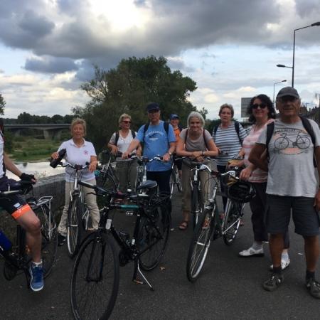 Radtour an der Loire und dem Cher