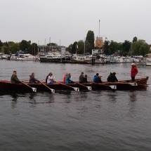 Kirchbootfahrt der Jugend