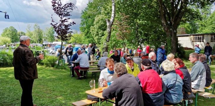 Die Märker laden zum Pfingstbock am 20. Mai 2018