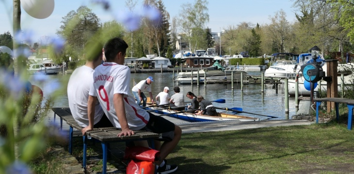 Proberudern & Bootshausführung: Schnuppertag am 26. April 2020