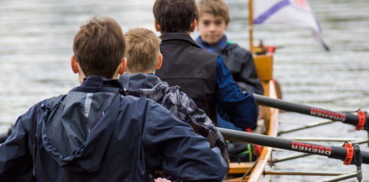 Mai 2021: Ruderkurs für Kinder und Jugendliche