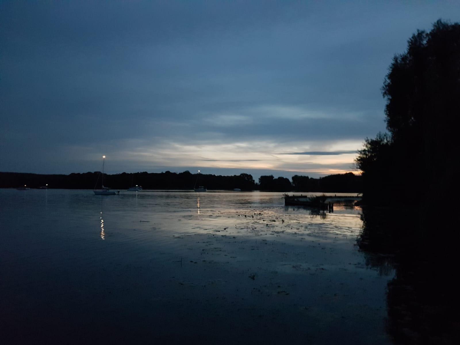 Abendstimmung Havel