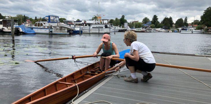 Training für Anfänger – mit Abstandsregeln